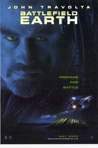 Battlefield Earth - 11 x 17 Movie Poster - Style B
