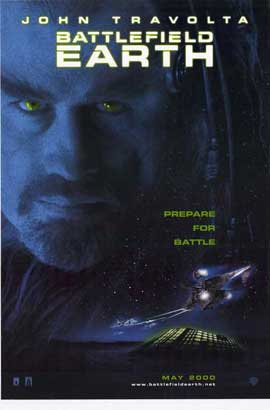 Battlefield Earth - 27 x 40 Movie Poster - Style B