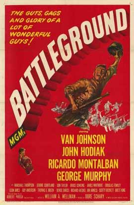 Battleground - 11 x 17 Movie Poster - Style A