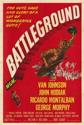 Battleground - 27 x 40 Movie Poster - Style A