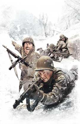 Battleground - 11 x 17 Movie Poster - Style B
