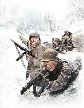 Battleground - 27 x 40 Movie Poster - Style B