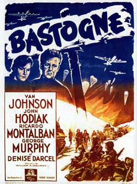 Battleground - 11 x 17 Movie Poster - French Style A