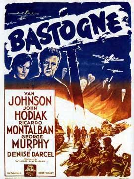 Battleground - 11 x 17 Movie Poster - French Style A