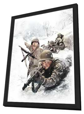 Battleground - 27 x 40 Movie Poster - Style B - in Deluxe Wood Frame