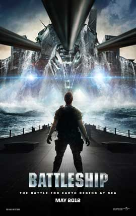 Battleship - DS 1 Sheet Movie Poster - Style A