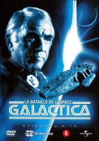 Battlestar Galactica - 11 x 17 Movie Poster - French Style A