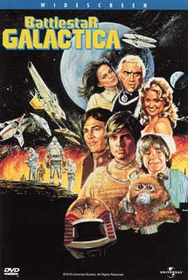 Battlestar Galactica - 27 x 40 Movie Poster - Style C