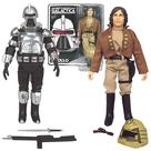 Battlestar Galactica - Cylon and Captain Apollo Action Figures