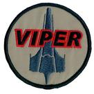 Battlestar Galactica - Viper Pilot Premium Ship Patch
