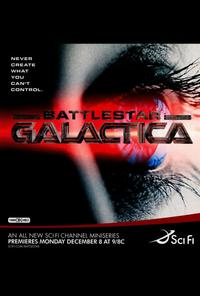 Battlestar Galactica - 11 x 17 TV Poster - Style B
