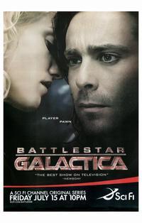 Battlestar Galactica - 11 x 17 TV Poster - Style C