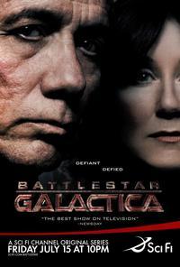 Battlestar Galactica - 27 x 40 TV Poster - Style C