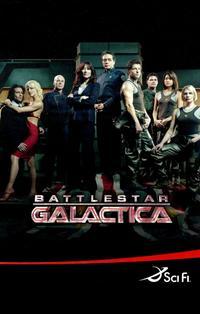 Battlestar Galactica - 11 x 17 TV Poster - Style E