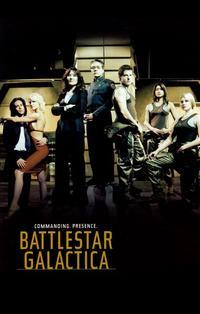 Battlestar Galactica - 11 x 17 TV Poster - Style F