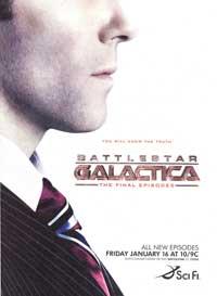 Battlestar Galactica - 11 x 17 TV Poster - Style G