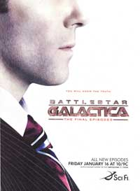 Battlestar Galactica - 27 x 40 TV Poster - Style A