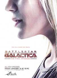 Battlestar Galactica - 11 x 17 TV Poster - Style H
