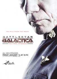 Battlestar Galactica - 11 x 17 TV Poster - Style I
