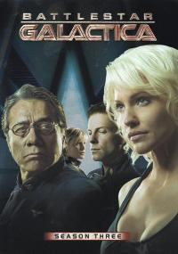 Battlestar Galactica - 27 x 40 TV Poster - Style M