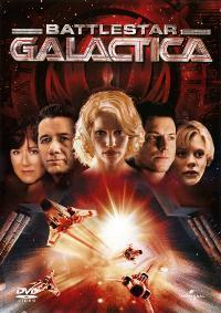 Battlestar Galactica - 11 x 17 TV Poster - Style N