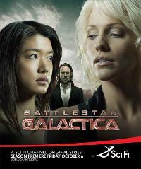 Battlestar Galactica - 27 x 40 TV Poster - Style O