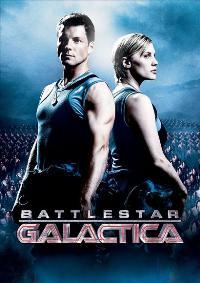 Battlestar Galactica - 27 x 40 TV Poster - Style Q