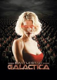 Battlestar Galactica - 11 x 17 TV Poster - Style S