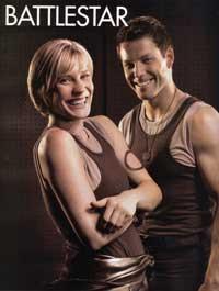 Battlestar Galactica - 27 x 40 TV Poster - Style E