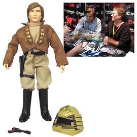 Battlestar Galactica - Lt. Starbuck 8-Inch Figure Signed