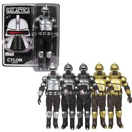 Battlestar Galactica - Cylons 8-Inch Action Figure Case