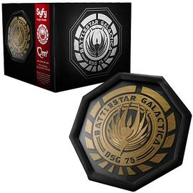 Battlestar Galactica - Colonial Seal Coaster Set