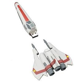 Battlestar Galactica - Viper Ship Replica USB 8 GB Flash Drive