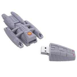 Battlestar Galactica - Ship Replica USB 4GB Flash Drive