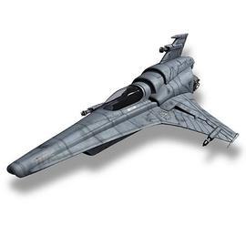 Battlestar Galactica - Viper MK VII Prefinished Model Kit