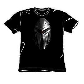 Battlestar Galactica - Cylon Head T-Shirt