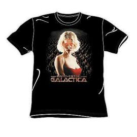 Battlestar Galactica - Six and Cylon Legion T-Shirt