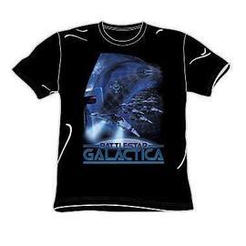 Battlestar Galactica - Classic Cylon Attack T-Shirt