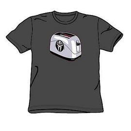 Battlestar Galactica - Toaster T-Shirt