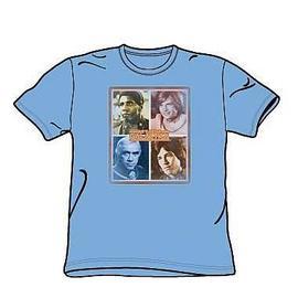 Battlestar Galactica - Classic Characters T-Shirt