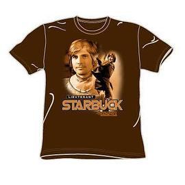Battlestar Galactica - Classic Starbuck T-Shirt