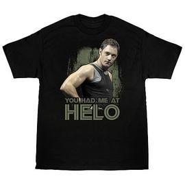 Battlestar Galactica - Had Me At Helo T-Shirt