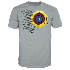 Battlestar Galactica - Eye of Jupiter Gray T-Shirt