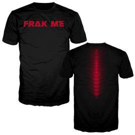 Battlestar Galactica - Frak Me Black T-Shirt