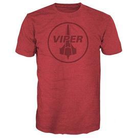 Battlestar Galactica - Viper Squadron Red T-Shirt