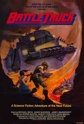 Battletruck - 11 x 17 Movie Poster - Style A
