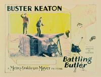 Battling Butler - 11 x 14 Movie Poster - Style A