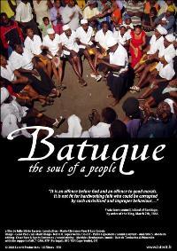 Batuque, l'�me d'un peuple - 11 x 17 Movie Poster - Style A