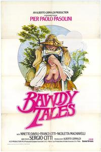 Bawdy Tales - 11 x 17 Movie Poster - Style A