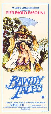 Bawdy Tales - 11 x 17 Movie Poster - Style B
